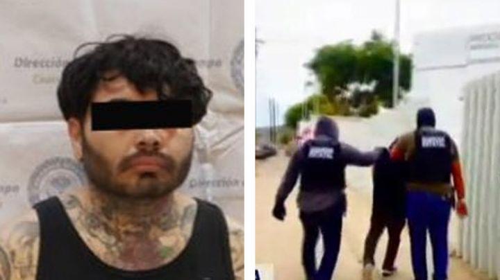 Cae presunto líder del Cártel de Sinaloa en Ensenada; se dedicaba a distribución de droga y sicariato