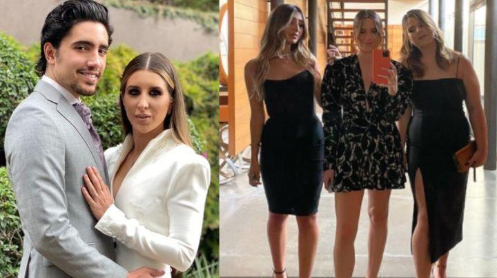 Tras boda de Alex Fernández, hija del 'Potrillo' revela que Alejandro Fernández es 'abuelo' de nuevo