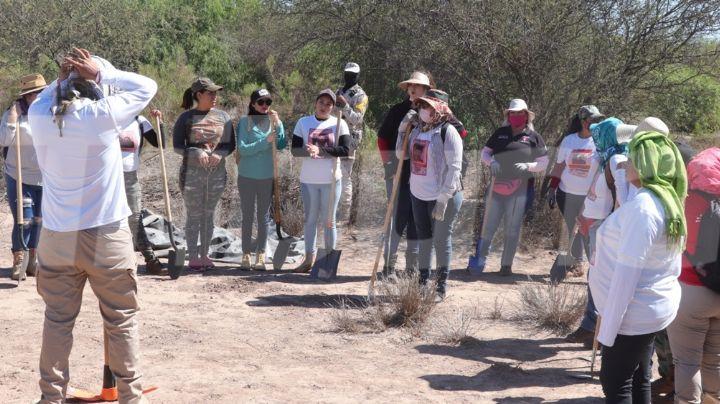 Colectivos de Ciudad Obregón se unen para realizar mega búsqueda en el Campo 60