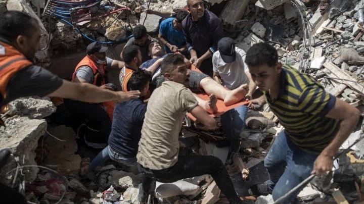 Egipto abre paso a Franja de Gaza; sus hospitales asistirán a palestinos heridos