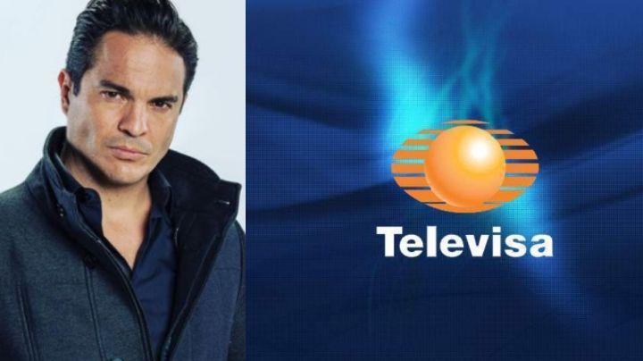 """""""Por poco mata a Jaume"""": Kuno Becker estallaría en Televisa contra actriz de 'Fuego Ardiente'"""