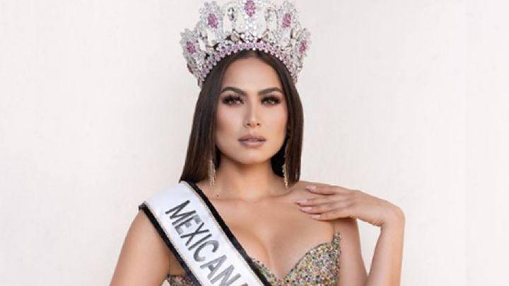 Televisa y TV Azteca, de luto: Miss Universo, Andrea Meza revela desgarradora noticia