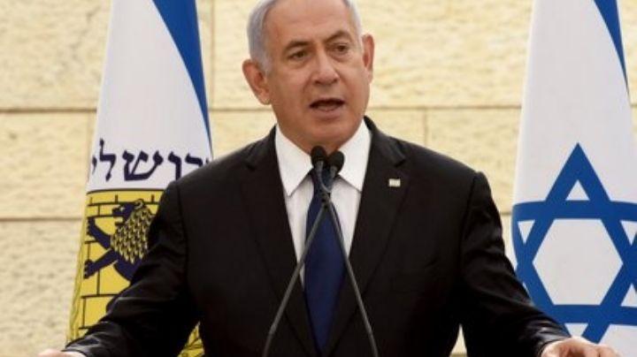 Primer ministro de Israel calificó como justos y morales los ataques contra Hamás