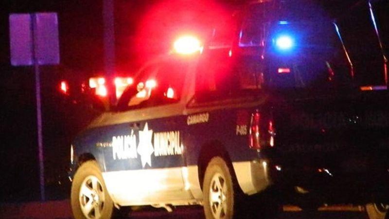 Terror en Empalme: En plena madrugada, abandonan a hombre baleado en la calle; lo reportan grave