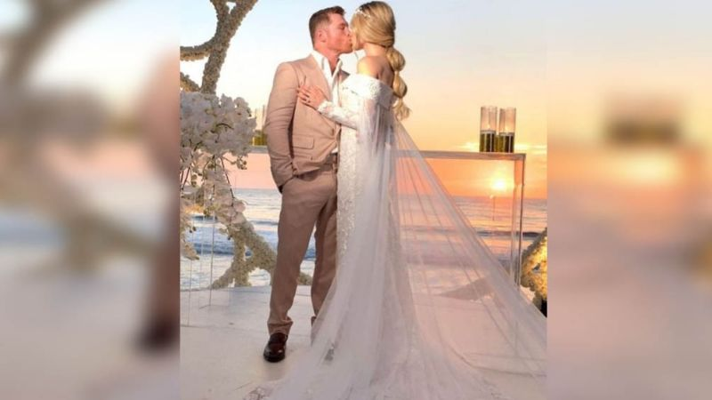 VIDEO: Este es el momento exacto en el que 'Canelo' Álvarez 'busca' ser salvado de su boda