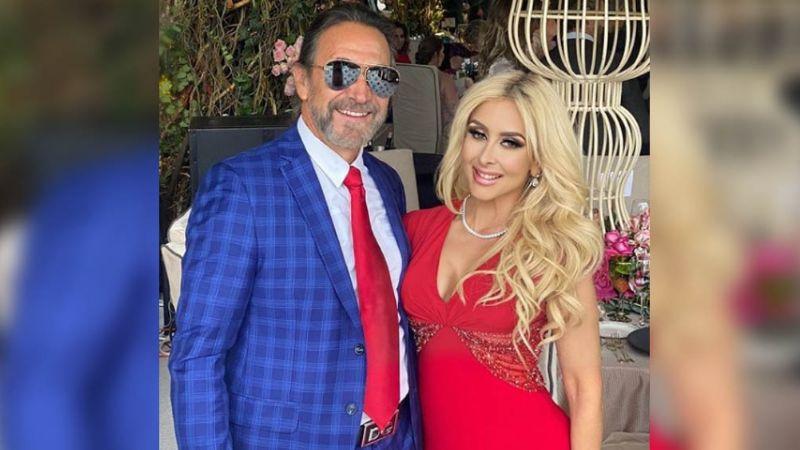 ¡Tortolitos! Marco Antonio Solís 'El Buki' sorprende en redes con FOTOS junto a su novia