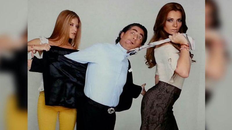 ¿Boda en Televisa? Famosa actriz le declara su amor a 'El Negro' Araiza: FOTO