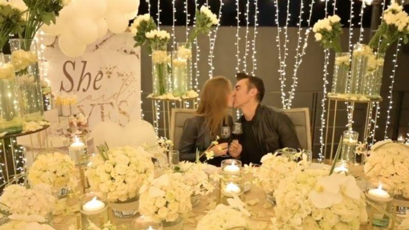 Boda en Televisa: Adrián Uribe y Thuany Martins confirman que ¡ya son marido y mujer!