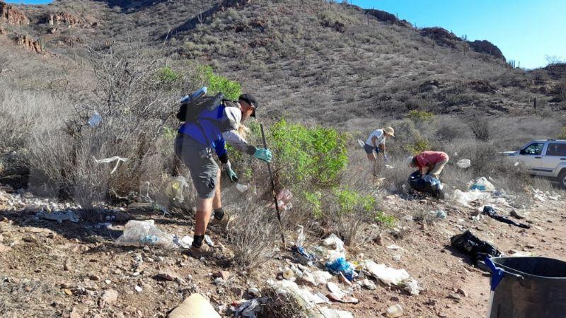 Cultura ambiental es casi inexistente en la regiónde Guaymas y Empalme