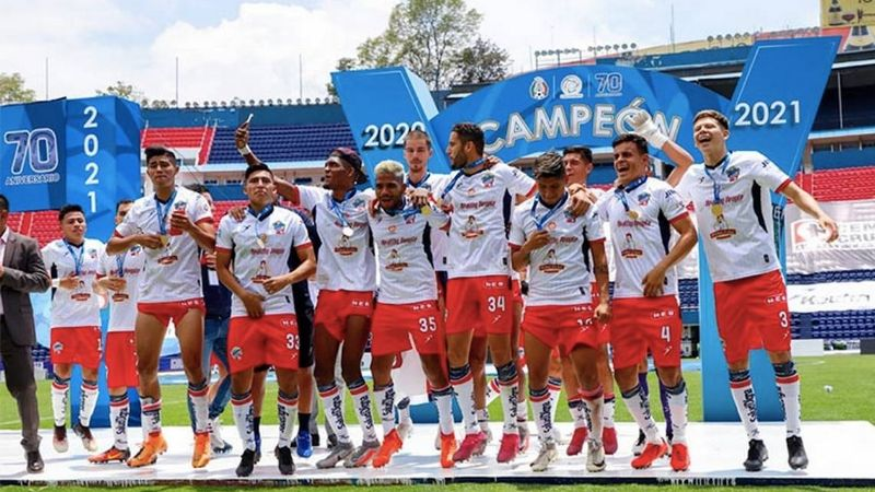 Irapuato es el nuevo campeón de la Liga Premier y pasa a la Liga Expansión