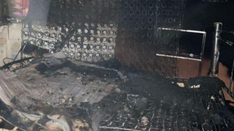 Voraz incendio consume casa y deja un muerto; la víctima entró a rescatar a su padre