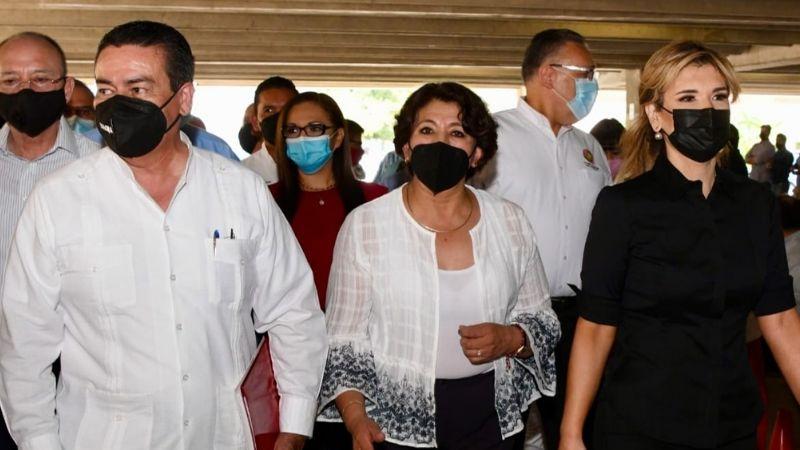 """""""Sonora es ejemplo nacional en el proceso de vacunación a personal educativo"""": Víctor Guerrero"""