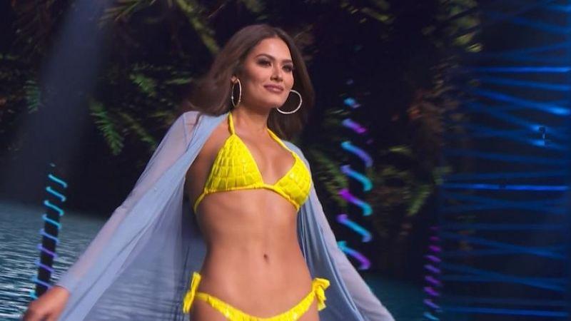 ¡Va por la corona! La mexicana Andrea Meza en el top 5 de las finalistas en Miss Universo 2021