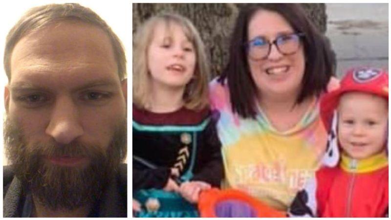 Encuentran los cadáveres de dos niños pequeños en una casa; la Policía busca a su padre