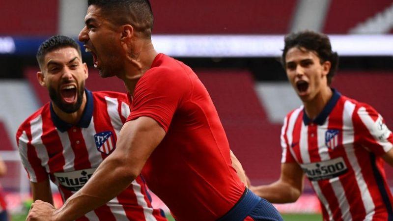 Atlético y Real Madrid se pelean el título de la Liga de España