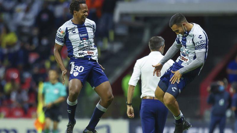 Pachuca elimina al América y quedan listas las semifinales de la Liga MX