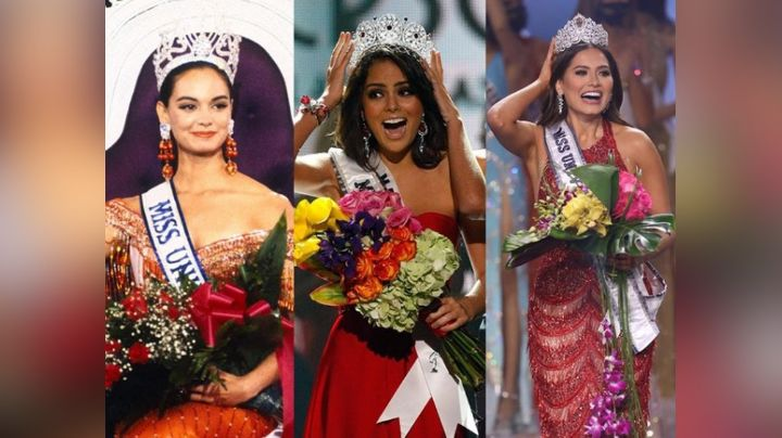 ¿Estaba planeado? Andrea Meza confiesa por qué también usó un vestido rojo para ganar Miss Universo