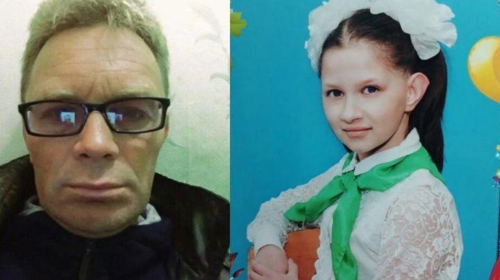 Tenía 12 años: Hallan muerta a Anastasia, estudiante desaparecida; pedófilo la violó y apuñaló