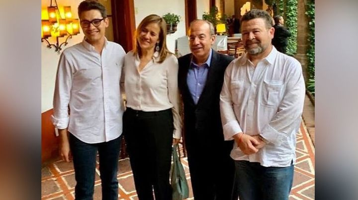 """""""Muy valiente y patriótica decisión"""": Calderón reacciona ante el apoyo de Bours hacia 'El Borrego'"""