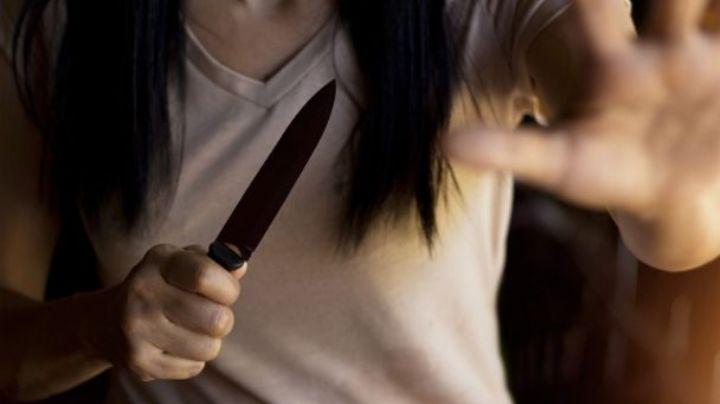 Pelea acaba en tragedia: Brenda cita a su ex para reconciliarse y lo apuñala a sangre fría