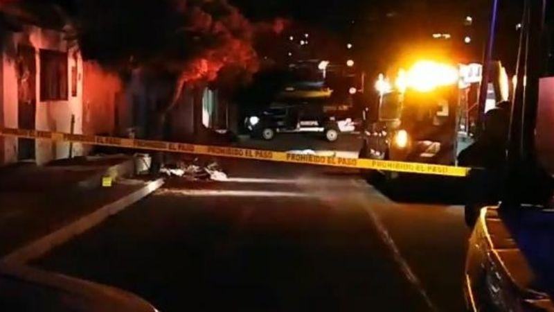 Estalla violencia en Guaymas durante la noche: Grupo armado ejecuta a 2 hombres