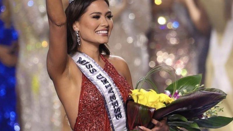 Miss Universo 2021: Así han sido las primeras felicitaciones para la mexicana Andrea Meza
