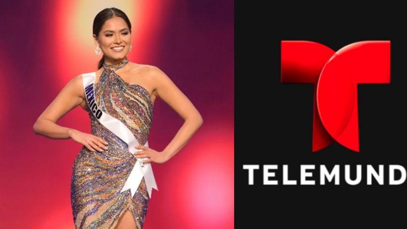 Miss Universo 2021: En Twitter señalan a Telemundo de comprar triunfo de Andrea Meza