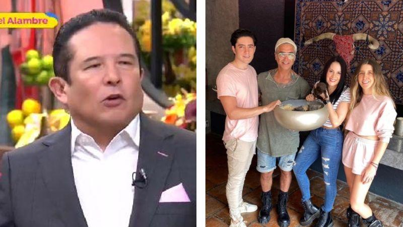 """""""Fue una jalada"""": Gustavo Adolfo Infante destroza boda de Álex Fernández, hijo del 'Potrillo'"""