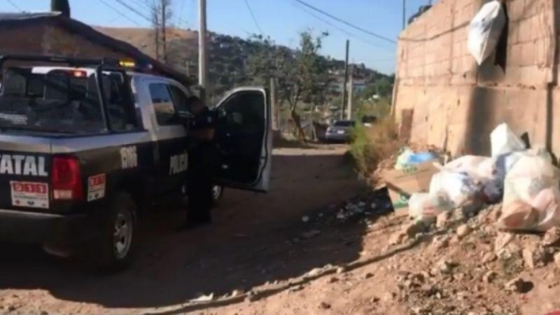 Nogales vive mañana violenta: Asesinan a un hombre en El Embarcadero