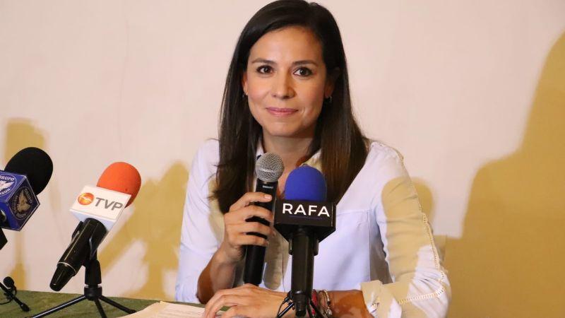Anabel Acosta retoma actividades de su campaña electoral; propone unidad por la paz en Cajeme