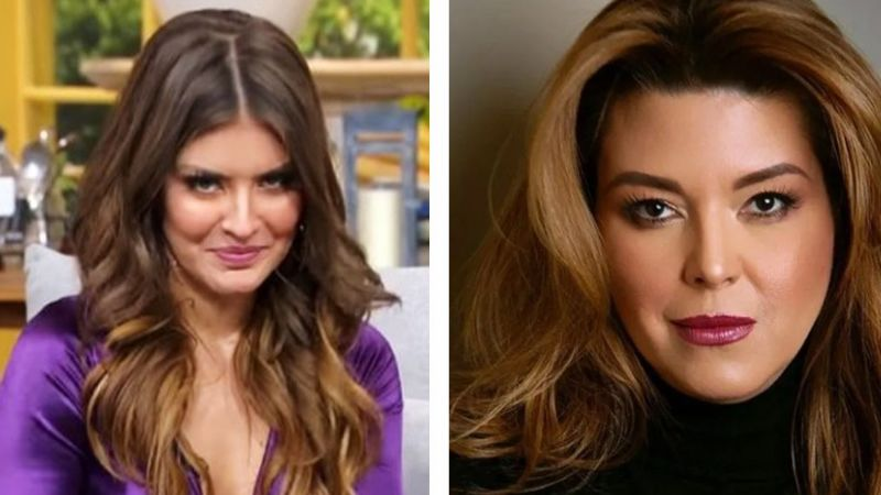 En pleno Miss Universo, Vanessa Claudio y Alicia Machado tuvieron 'pelea'; TV Azteca 'corrió' a ella