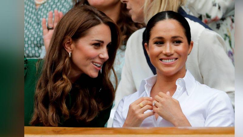 Kate Middleton y Meghan Markle tuvieron un 'encuentro' antes de conocer al Príncipe Harry