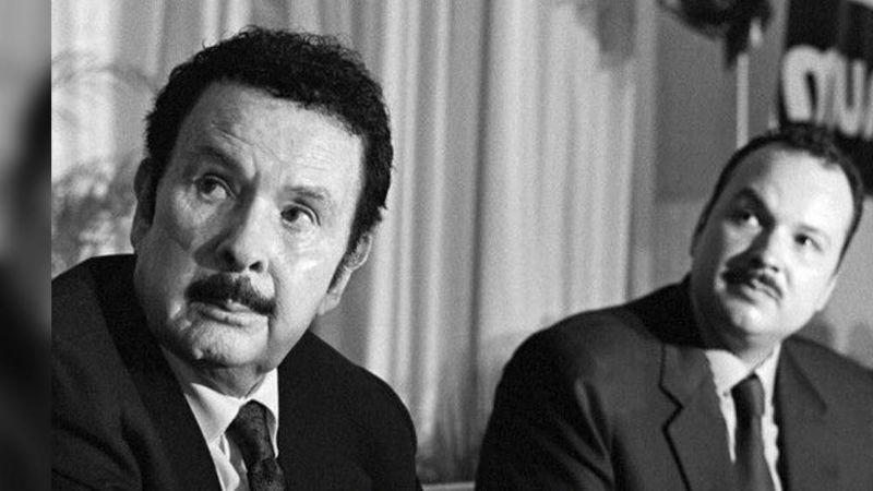 """""""Hasta el cielo padre mío"""": Pepe Aguilar dedica esto al fallecido cantante, Antonio Aguilar"""