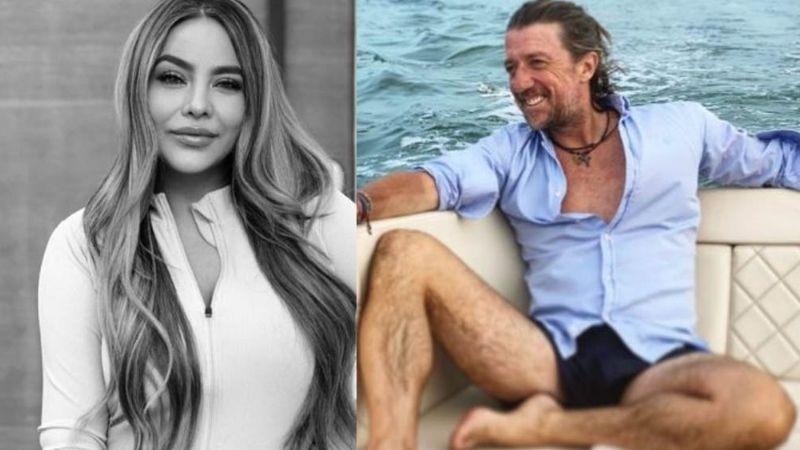 """¡Se dijeron todo! Ex de Lupillo Rivera arma pleito con Colate, ex de Paulina Rubio: """"Mantenido y vividor"""""""