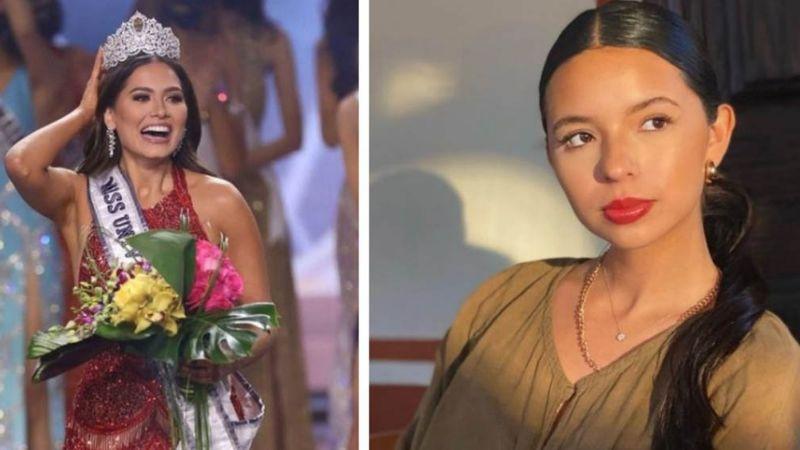 ¡El orgullo de México! Ángela Aguilar y la Miss Universo Andrea Meza hacen esto juntas