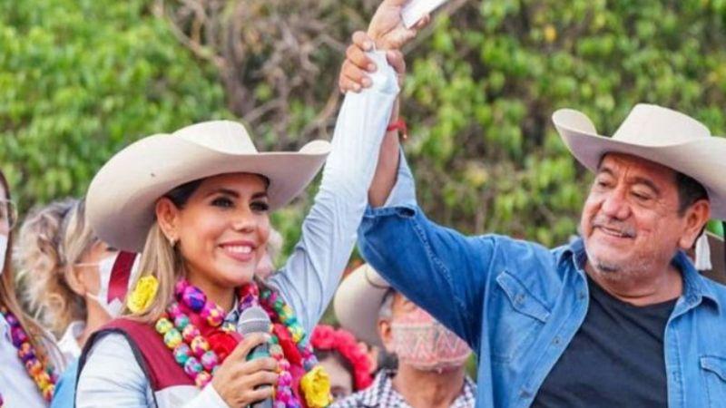 """""""No quiere tener competencia"""": Dirigencia de Morena en Guerrero arremete contra candidato del PRI"""