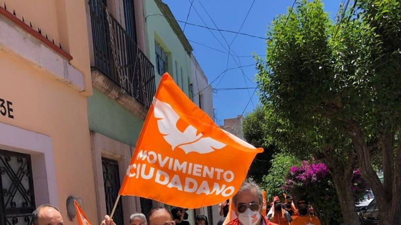 MC aclara que no se sumará a la alianza del PRI-PAN y PRD tras comunicado de Ricardo Bours