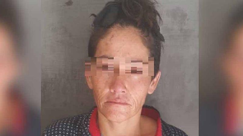Detienen a supuesta 'tiradora' en Hermosillo; escondía 36 envoltorios de droga entre su ropa