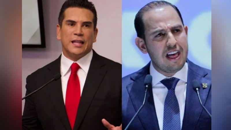 PRI y PAN reaccionan a la decisión de Ricardo Bours de apoyar a 'El Borrego' Gándara