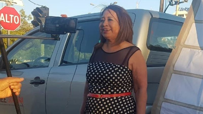 "Petra Santos: ""Fracaso de la Guardia Nacional se refleja en el asesinato de Abel Murrieta"""
