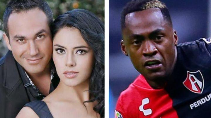 Escándalo en Televisa: Ex de actor inicia amorío con Renato Ibarra, futbolista detenido por golpeador