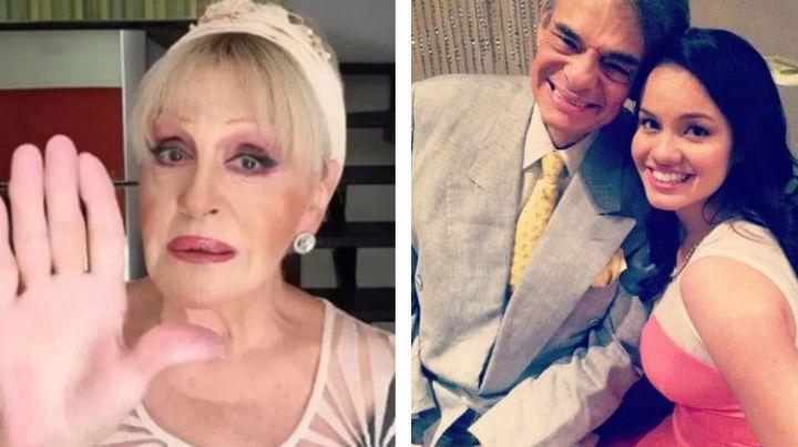 Hija de José José confiesa en 'Hoy' si Anel Noreña será millonaria con la herencia del cantante