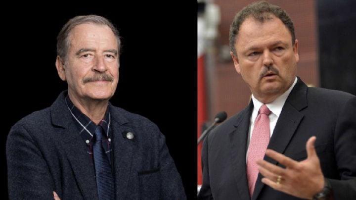 """""""Habrá nocaut hoy"""": Vicente Fox asegura que Gándara vencerá a Durazo durante el debate"""