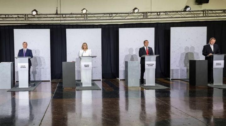 Violencia, el tema principal durante el segundo debate a la gubernatura de Sonora