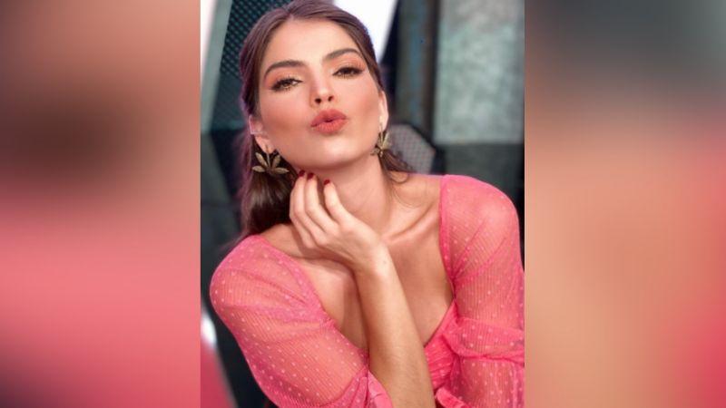 Esmeralda Ugalde enloquece a TV Azteca al lucirse de esta coqueta forma desde Tulum