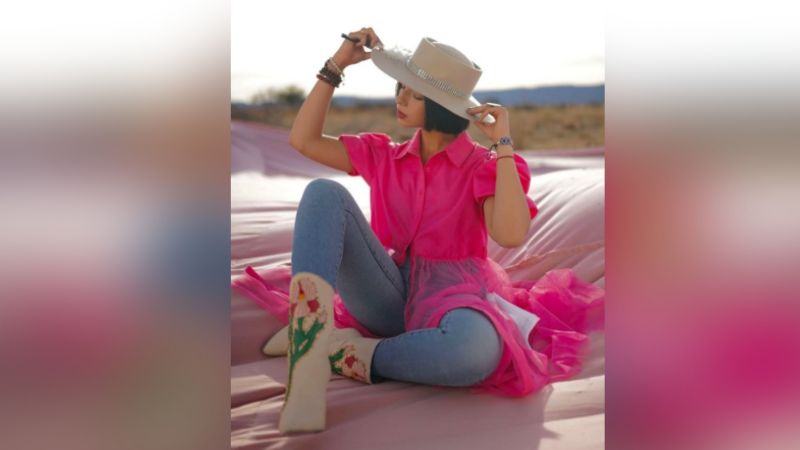 Ángela Aguilar encanta Instagram con maravillosa interpretación de 'Todo Cambio'