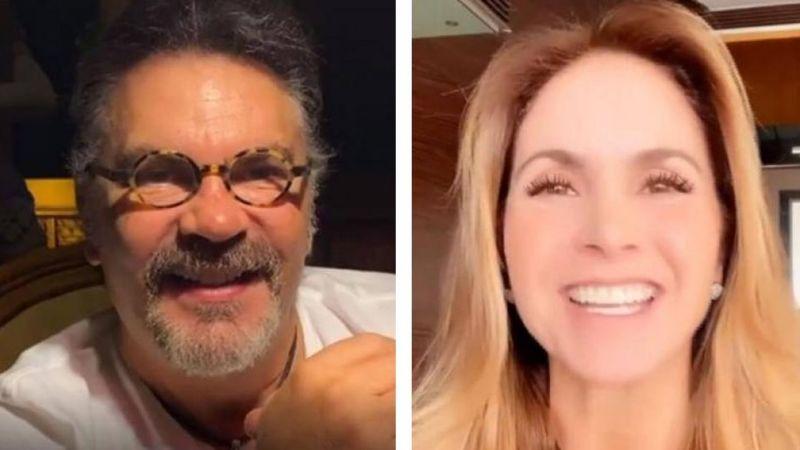 Lucero y Mijares reaparecen juntos en 'VLA' y dejan en shock a TV Azteca con fuerte confesión
