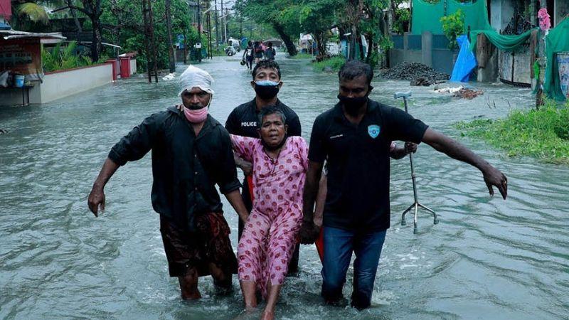 Terror en la India: Ciclón Tauktae arrebata más de 20 vidas humanas y deja 96 desaparecidos