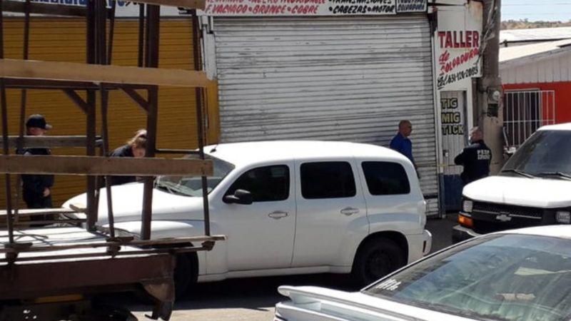 Macabra sorpresa: Empleados de taller hallan a Dante Noé asesinado a puñaladas en Sonora