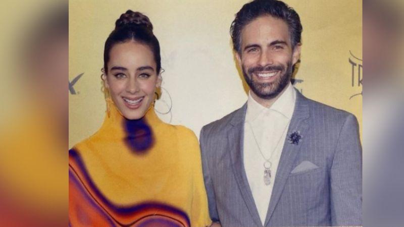 Esmeralda Pimentel grita su amor por Osvaldo; la exactriz de Televisa muestra romántico momento